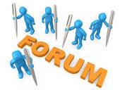 Особенности раскрутки форума