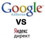 РСЯ или AdSense
