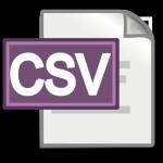 CSV-формат