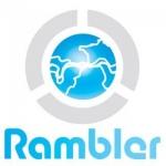 Логотип Рамблер