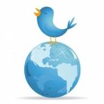 Популярность в твиттере