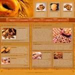 Кулинарный шаблон