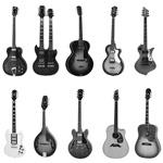 Кисти гитары