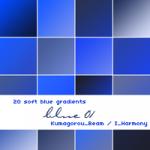 Голубые градиенты