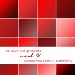 Красные градиенты