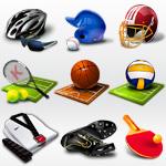 Спортивные иконки