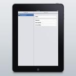 iPad в psd