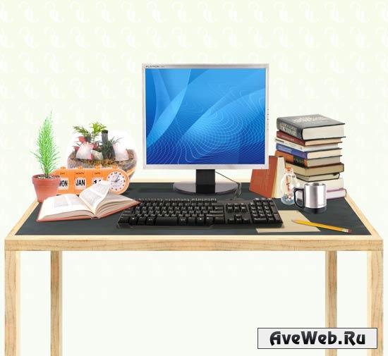 PSD компьютер