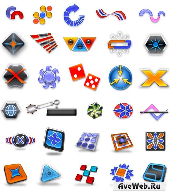 Psd логотипы