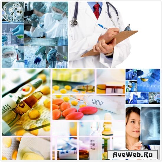 Клипарт медицина