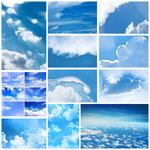 Клипарт небо