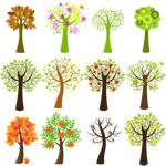 Деревья в векторе
