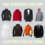 Одежда в векторе