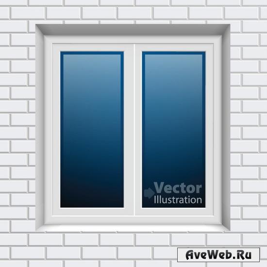 Окно в векторе
