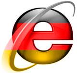 Германия против IE