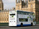 Реклама Google на автобусах